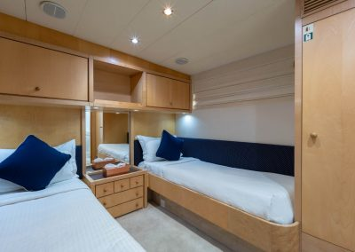 Yacht Rooms