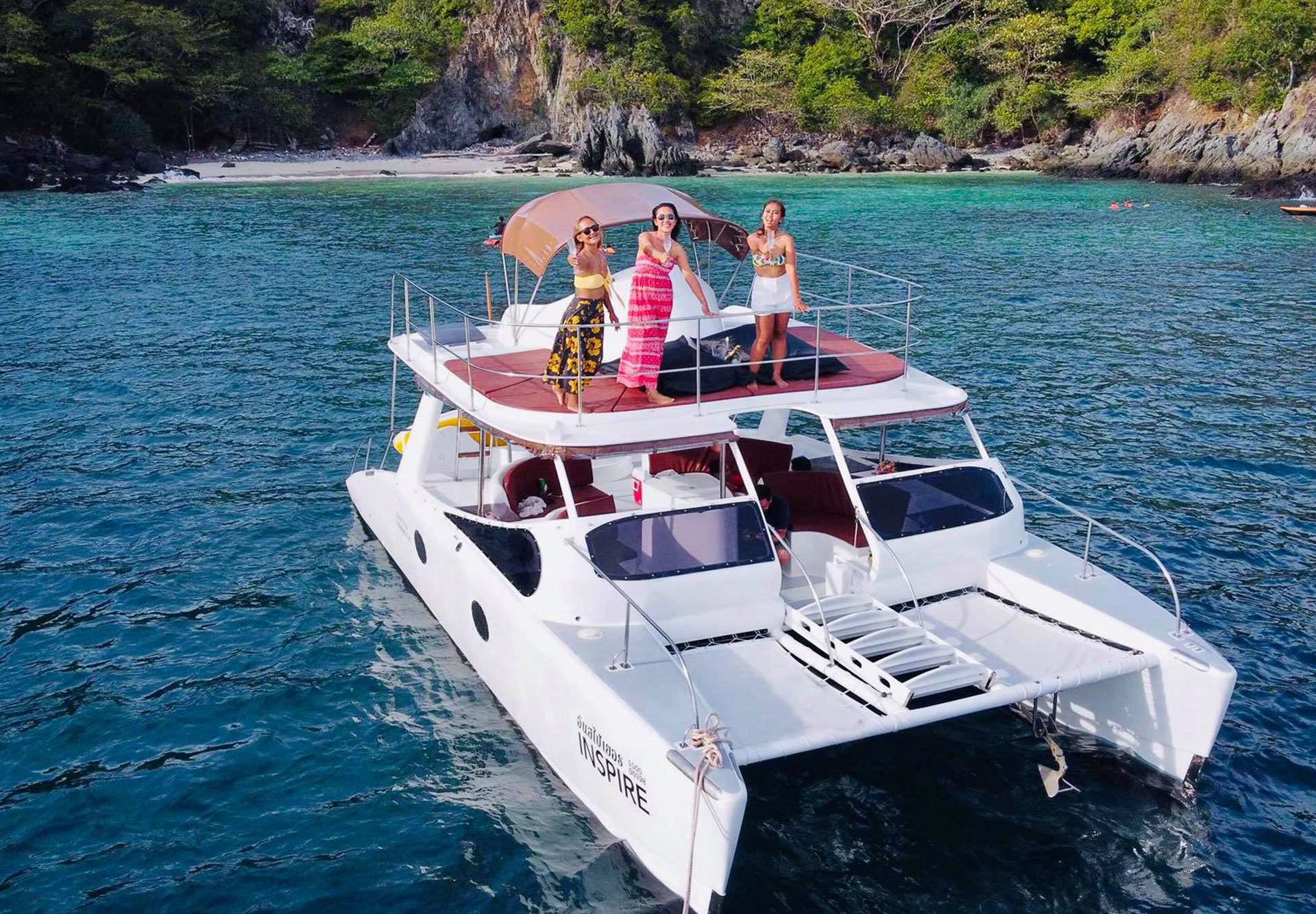 Delta Private Party Yacht Siam Inspire 01